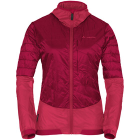 VAUDE Moab Ultralight Hybrid Jacket Women bright pink